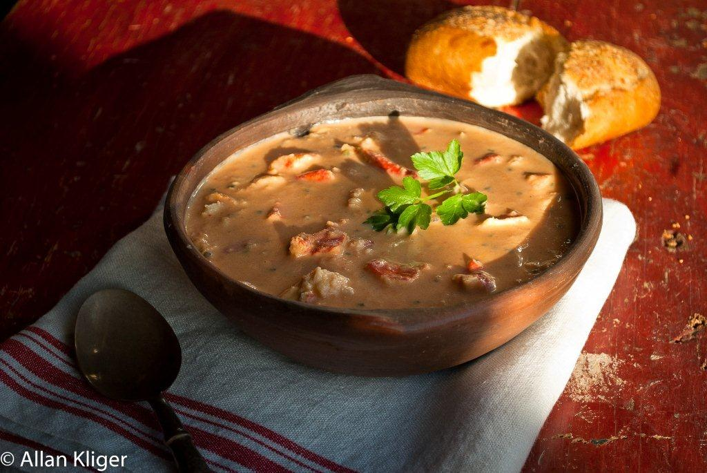 Could this be the Best Lobster Bisque Ever?