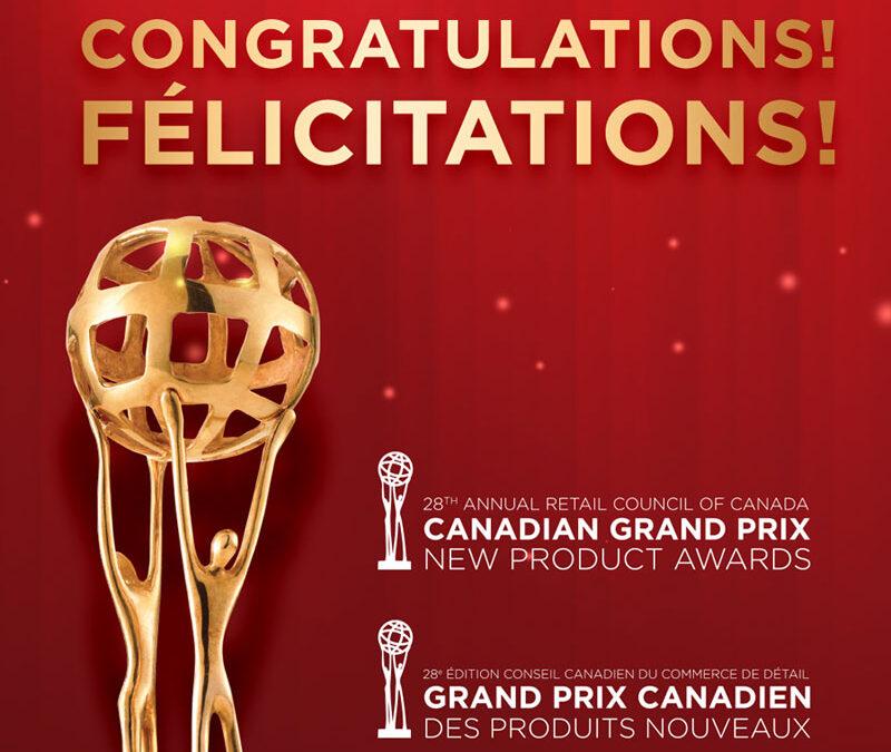 2020 Grand Prix winners announced